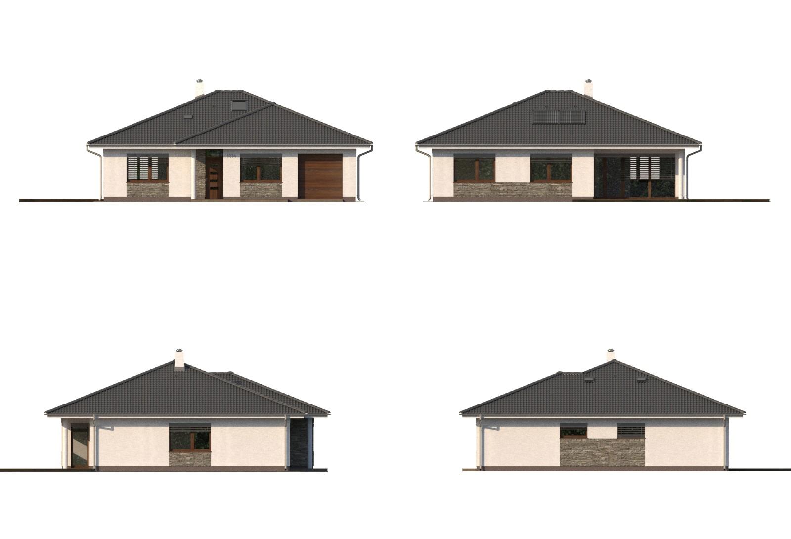 visualisation bungalov 1174